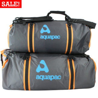 Two waterproof duffels