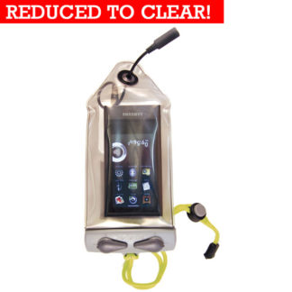 Aquapac waterproof iPod case - 518 small CLEAR