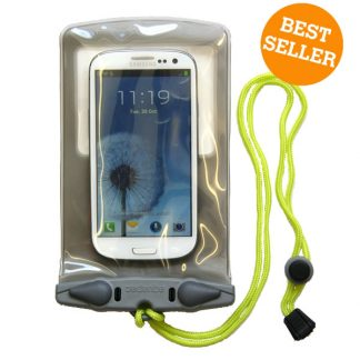 Aquapac waterproof phone case - front