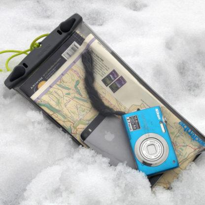 Aquapac small Whanganui waterproof case 654 - snow