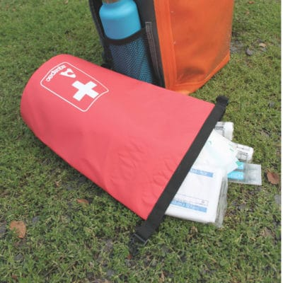 174 lifestyle1 waterproof first aid kit drybag