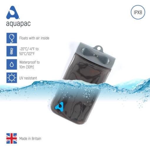 608 keypoints waterproof case aquapac