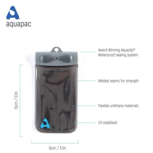 608 tech waterproof case aquapac