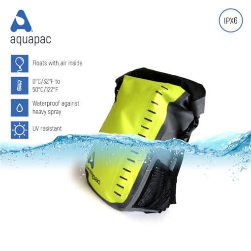 791 keypoints waterproof backpack aquapac