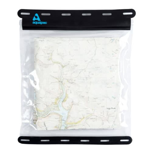 808 front waterproof map case aquapac