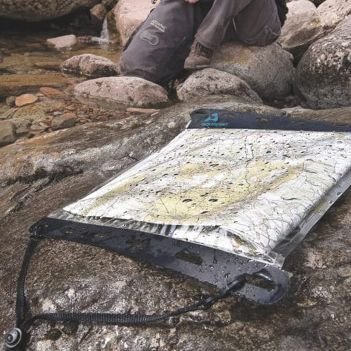 808 lifestyle1 waterproof map case aquapac