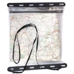 808 rear waterproof map case aquapac