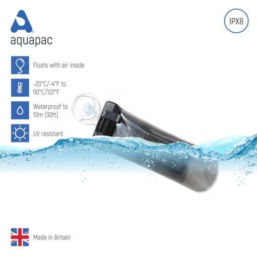 158 keypoints waterproof insulin pump case aquapac