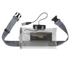 558 front waterproof wire thru case aquapac
