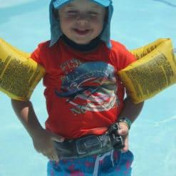 L 158A Pool boy