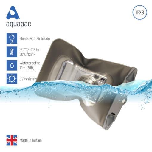 418 keypoints waterproof camera case aquapac