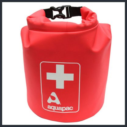 Aquapac Waterproof First Aid Kit Bag 174 Gm