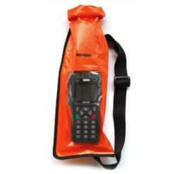 214 front waterproof radio case aquapac