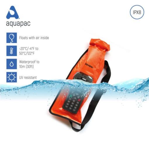 214 keypoints waterproof radio case aquapac
