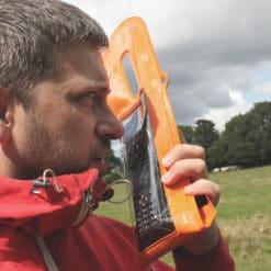 240 lifestyle2 waterproof radio case aquapac