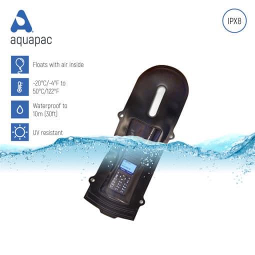 241 keypoints waterproof radio case aquapac