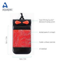 mpc10 tech waterproof phone case aquapac