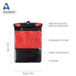mpc40 tech waterproof phone case aquapac