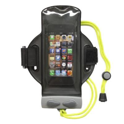 216 front waterproof armband case aquapac
