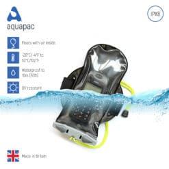 218 keypoints waterproof armband case aquapac