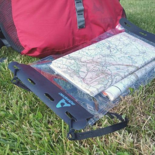 809 lifestyle2 waterproof map case aquapac