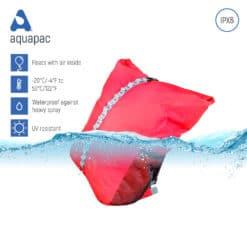 744 keypoints waterproof backpack aquapac